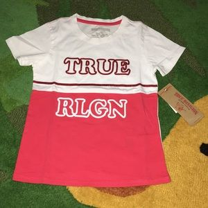 True Religion Shirts & Tops - True Religion, Toddler Girl, Size 6